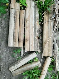 Free wood. Perfect for a garden Milton, L9T 6Y2