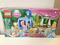 Lego Disney Princess Cinderella's Dream Carriage #41053