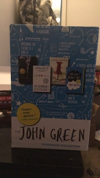 Books. John Green Paperback Collection Indianapolis, 46260