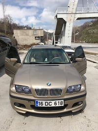 BMW - 3-Series - 2001 Sincan
