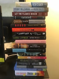 Assorted book case lot Grovetown, 30813