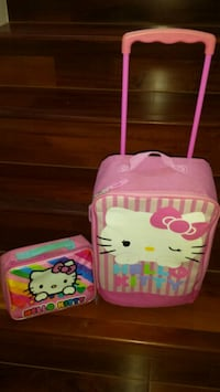 Hello Kitty carry on suitcase Honolulu, 96814