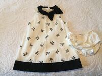 Janie and Jack dress (12-18m) 260 mi