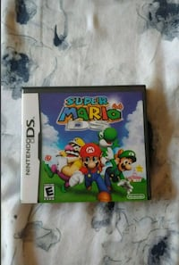 Super Mario Nintendo ds game  Toronto, M9L 2H8