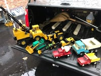 Tonka older steel trucks nice cond collection pieces Manorhaven, 11050