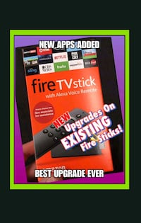Fire stick Upgrades  Washington