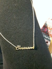 14k gold necklace  Omaha, 68108
