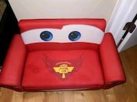Disney cars couch Chicago, 60602