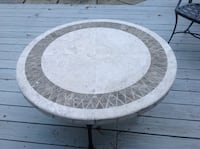 Outdoor stone table Annapolis, 21401