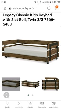 Kids bedrom set (3 pices) Kissimmee, 34743