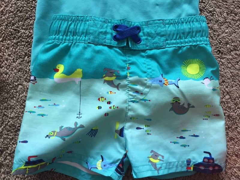 Baby boy Bathing Suit / swimming Trunks 95edb55b-07fc-48c9-a72d-d85adcaf668f