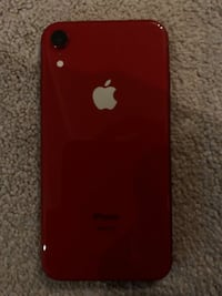 iPhone XR red. 64gb only for T-Mobile Germantown, 20874