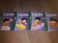 Lot de 4 livres Dragon ball  Metz, 57000