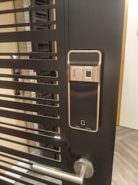 Epic 5G Pro gold Digital lock $649(less  $50 for HDB Gate) HP 82693960 null
