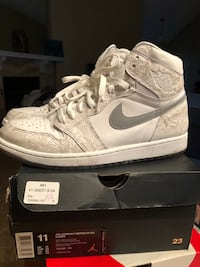 Air Jordan 1 Retro High OG Laser Palm Harbor, 34684