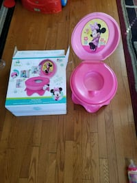 Minnie Mouse 3-in-1 potty system  Calgary, T3L 3C5