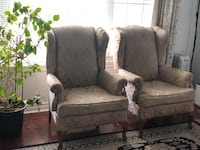 Armchairs - 2 Chairs - Used in good condition Dollard-Des Ormeaux