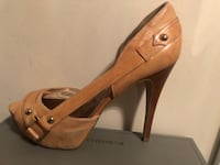 Marciano pumps never worn leather pumps  Ajax, L1T 4M3
