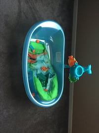 baby's blue and green bather London, N6E 1J4