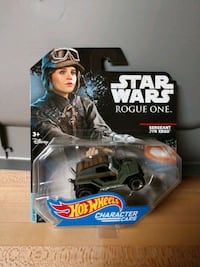 Starwars Rogue One HotWheels Car