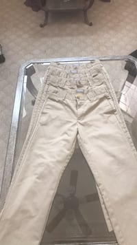Dennis  uniform boy's pants sz 12 husky 4 total El Paso, 79938