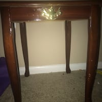 Wooden end table/stand  Gaithersburg, 20878