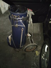 Golf caddy Burlington, L7M