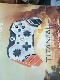 XBOX ONE Titanfall wireless controller with box Surrey, V4N 5T9