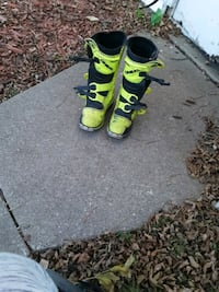 steel-toed boots dirt bike boots oneal boots