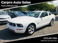 Ford-Mustang-2009 Chesapeake