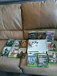 assorted Xbox 360 game case lot Capitol Heights, 20743