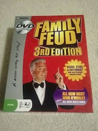 Family Feud DVD Game Kingsport