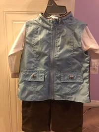 Like brand new 12m boy outfit Whitby, L1N 8X6
