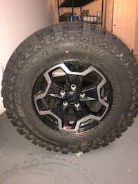 Jeep /ram tires negotiable Clover, 29710