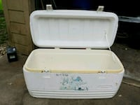 white and pink ice cooler Angleton, 77515