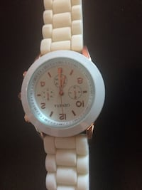 White colour Brand new watch Edmonton, T6K 2P9