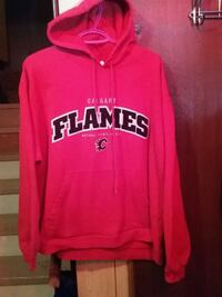 red and black Pink pullover hoodie Calgary, T2B 0E5