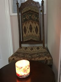 One of a kind antique pattern chair  Richmond Hill, L4C 2V6