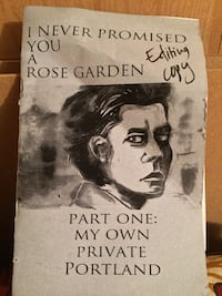 I never promised you a rose garden part one book