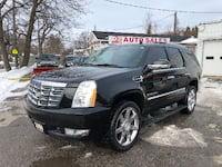 2009 Cadillac Escalade AWD/7 Passenger/DVD/Bckup Cam/Certified Scarborough, ON M1J 3H5, Canada