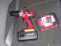 18 volt drill with bits Providence, 02905