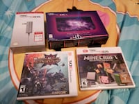 Nintendo 3ds xl galaxy edition and games Omaha, 68116