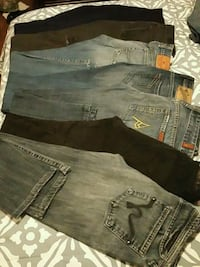 Various women's jeans  Chino Hills, 91709