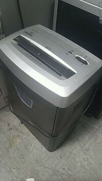 Fellowes Paper ShredderFellowes Dm12ct Paper Shred San Diego, 92126