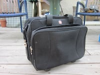 Genuine Swiss Wenger Pull Up Handle Rolling Carry Suitcase Winnipeg
