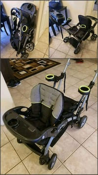 black and gray stationary bike McAllen, 78504