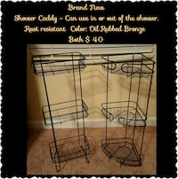 Bathroom Caddy McDonough, 30253