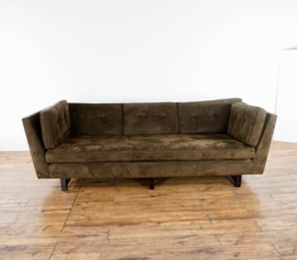 Room & Board Mid Century Modern Style Contemporary Upholstered Sofa  (1016904)