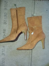 New suede boots  Knoxville, 37914