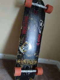 black Raune skateboard Greensboro, 27401